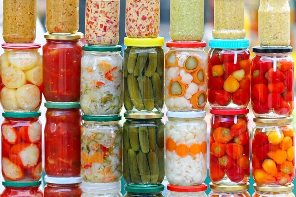 Benefits Of Naturally Fermented Foods