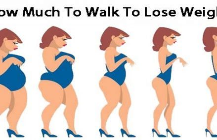 walking program to lose weight uk