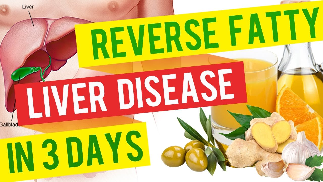 10 Foods & Supplements That Reverse Liver Disease - Just ...